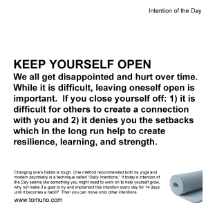 DI27b_Keep Yourself Open